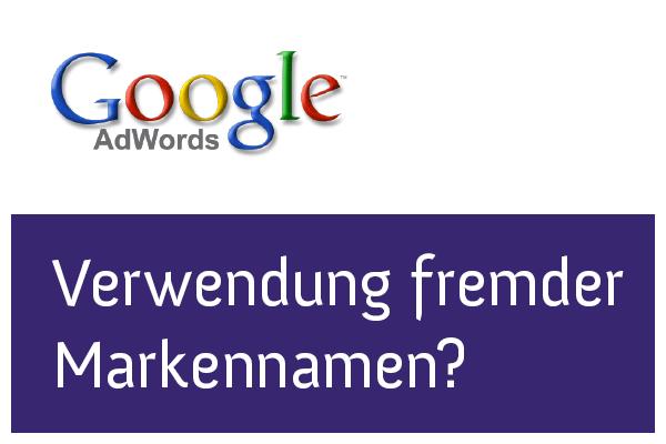 Die Konkurrenten als Keywords? Jetzt testen mit dem AdWords Gutschein!