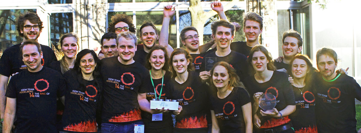 iGEM: they did it again!