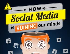 So verändert Social Media unser Gehirn