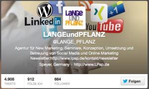 Twitter mit neuen Profilen, Plattform wird abgeschottet