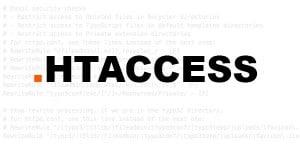 Hypertext Access Teil 1: Was ist eigentlich eine .htaccess-Datei?