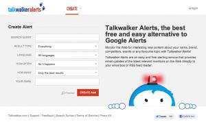Talkwalker Alerts - The best free alternative to Google Alerts