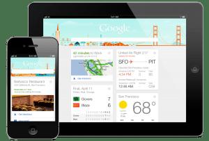Google Now nun auch auf iPhone und iPad