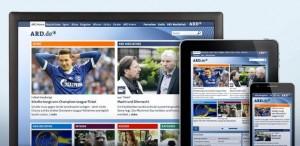Web-Relaunch: tagesschau.de und Co. ab sofort im Responsive Webdesign