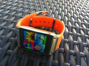 Samsung Galaxy Gear: Neue Smartwatch auf der IFA 2013 vorgestellt