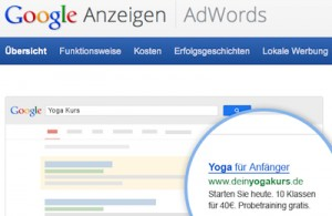 Google AdWords – vom Stiefkind zum wichtigen Instrument im Marketing-Mix