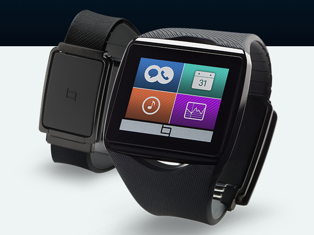Qualcomm Toq: Smartwatch für 350 US-Dollar