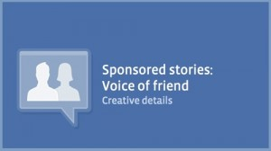 Facebook stellt Sponsored Stories zum 09. April ein