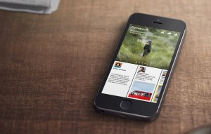 """Paper"": Facebook präsentiert Flipboard-Alternative"