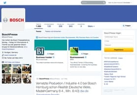 Redesign: Twitter bald in Facebook-Optik