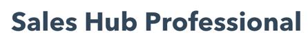 Sales Hub Professional