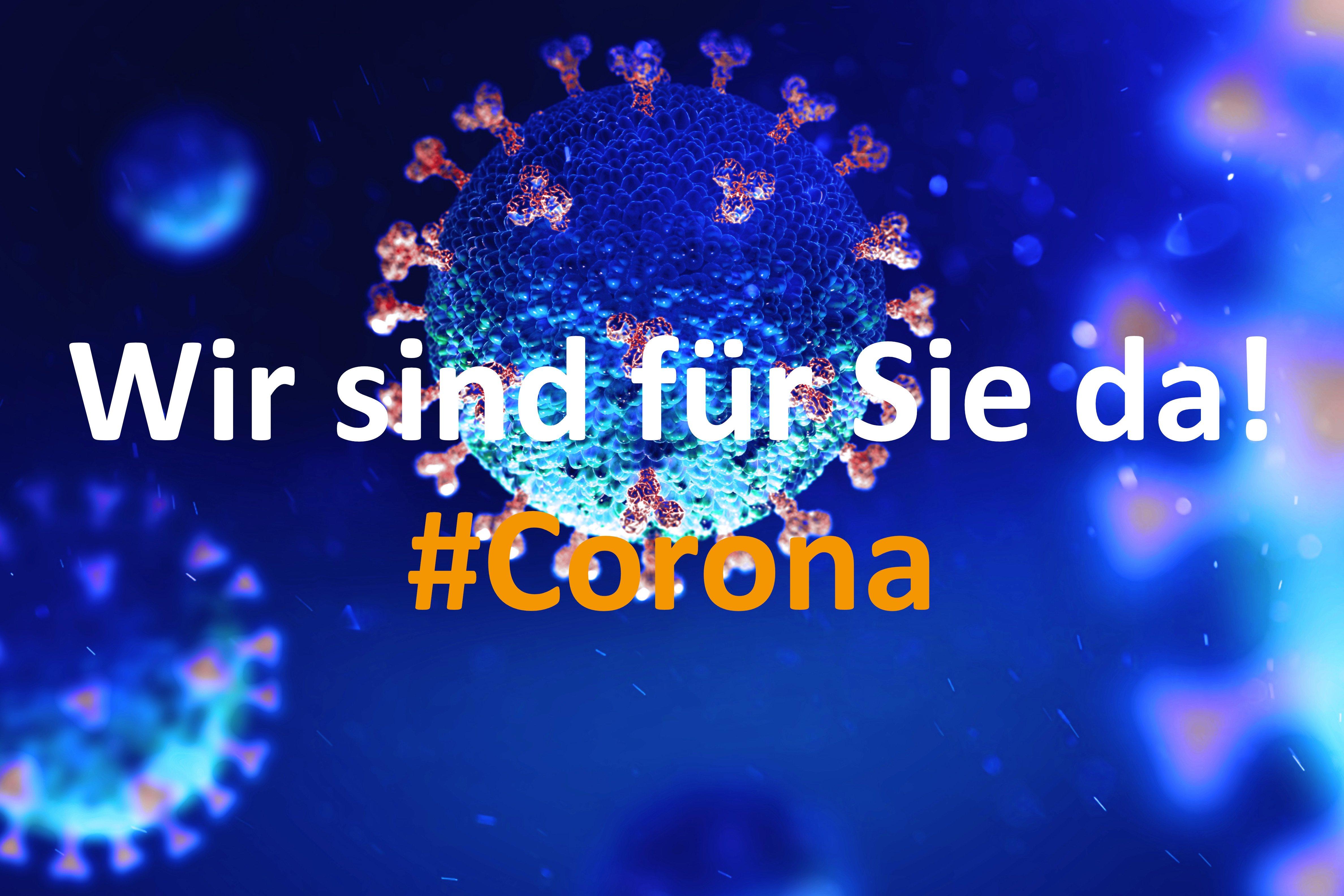 LANGEundPFLANZ Coronavirus