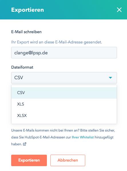 DSGVO_umsetzen_HubSpot_Daten_exportieren