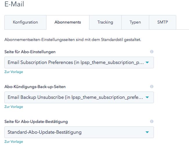 DSGVO_umsetzen_HubSpot_E-Mail_Abmeldung_einrichten