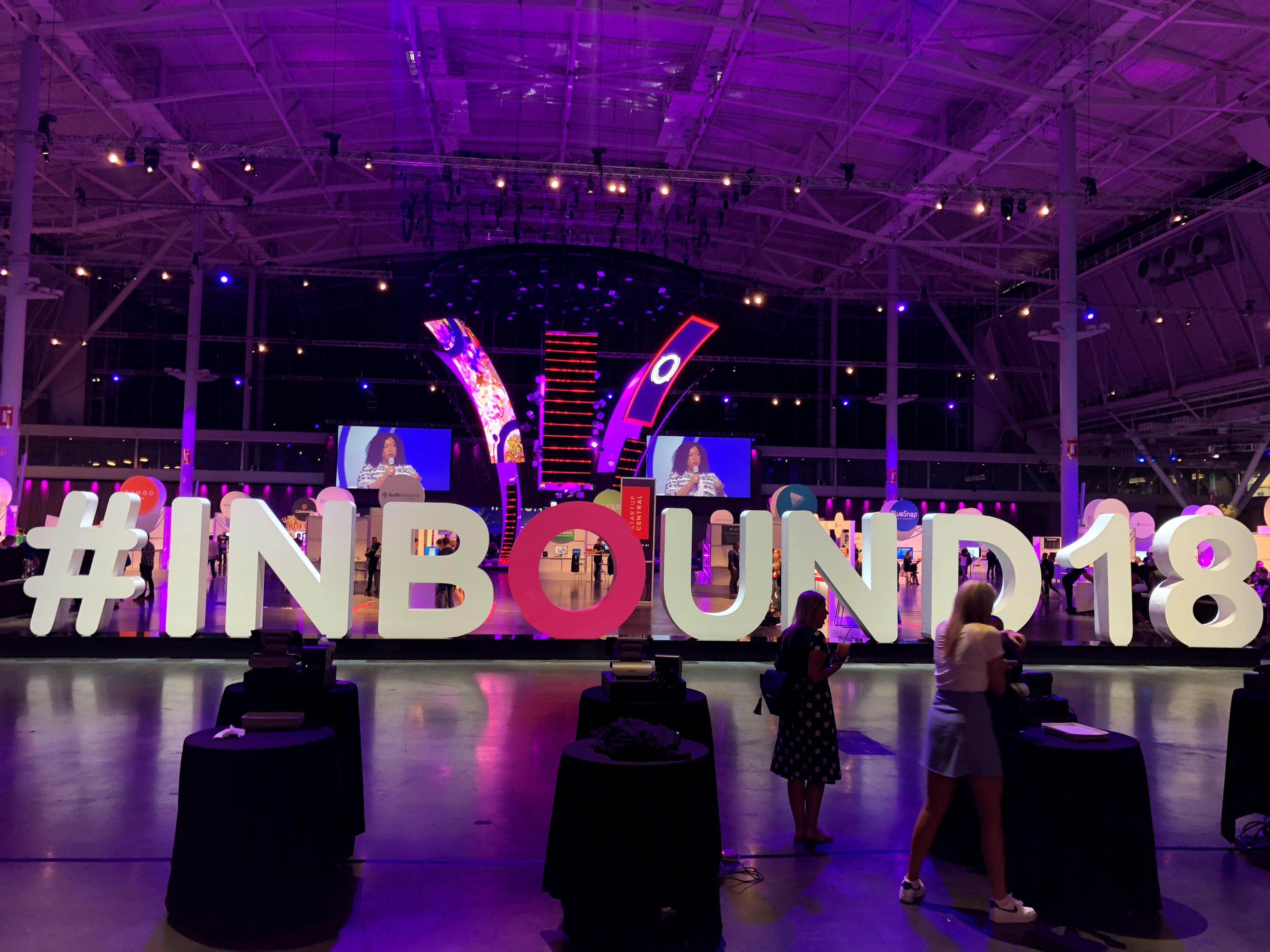 Inbound 2018 HubSpot