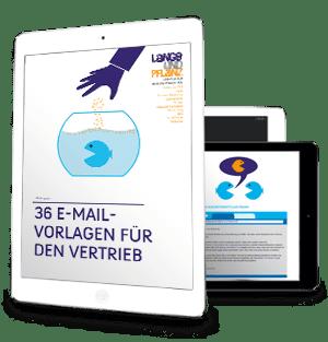 E Mail Vorlagen Für Den Vertrieb