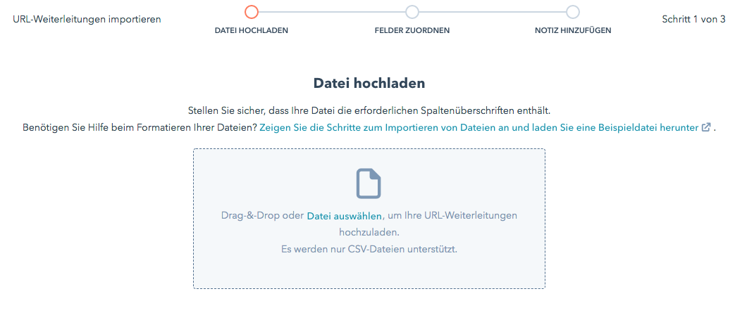 URL-Weiterleitungen: Ein neues und verbessertes Tool wartet auf Sie!