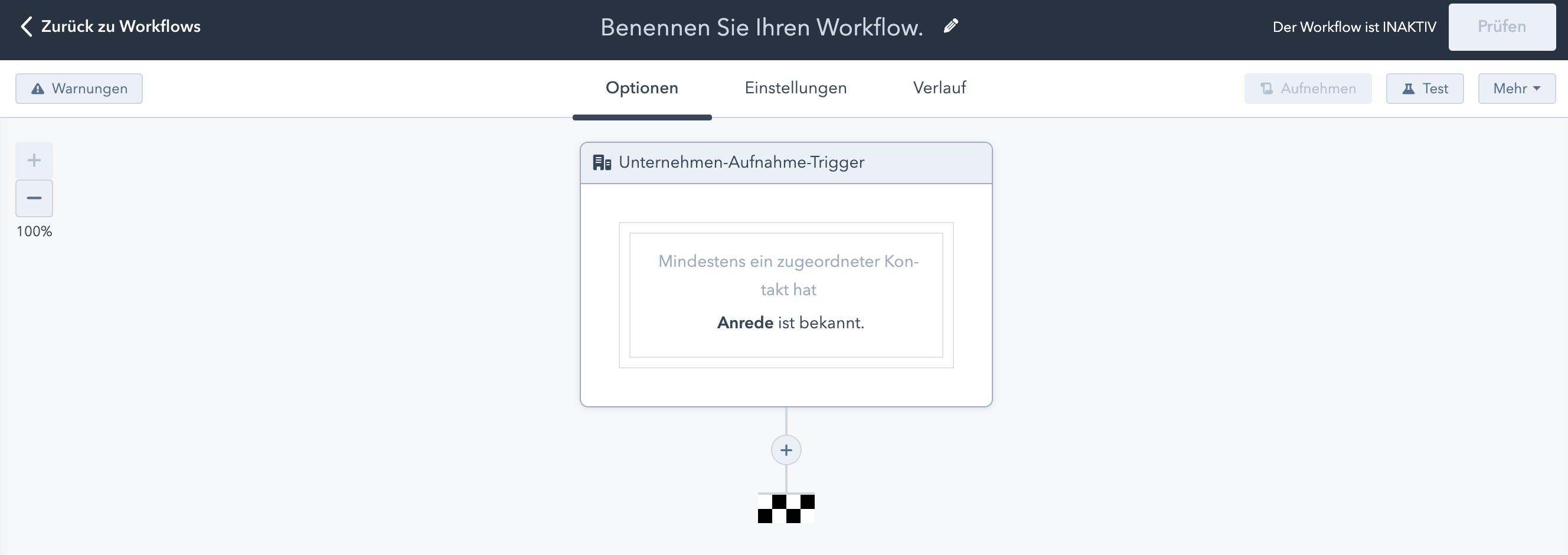 Jetzt doppelt so viele Workflows in Enterprise