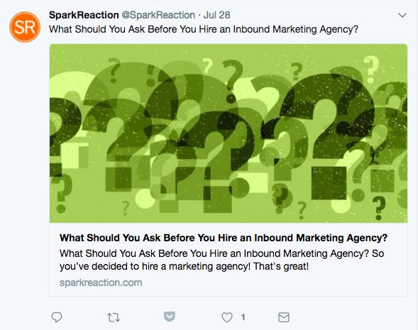 Generieren Sie mehr Interaktionen mit der neuen HubSpot Twitternachricht