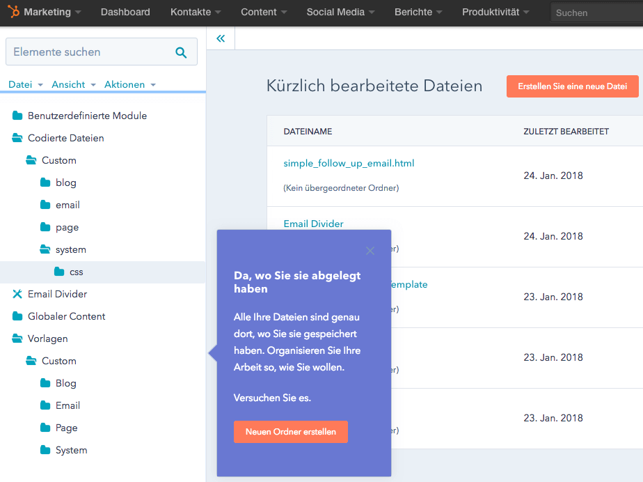 [Beta] Neuer Design-Manager & neues Modul-Framework