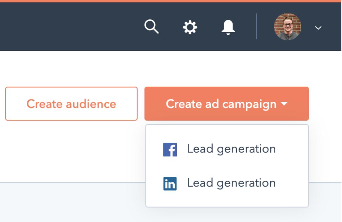 Problemlose Erstellung von LinkedIn Lead Gen Ads innerhalb von HubSpot