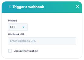 Webhook in Workflows nur noch für HubSpot Enterprise