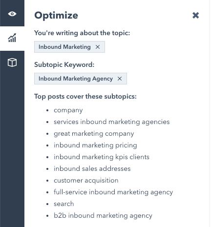 Schnellere Erstellung von Topics & Subtopics – direkt aus dem Content Editor heraus