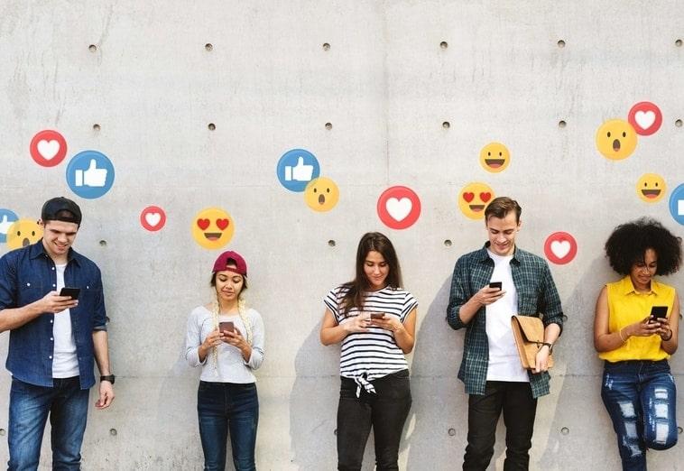 Statistiken zur Social Media Nutzung 2020 in Deutschland