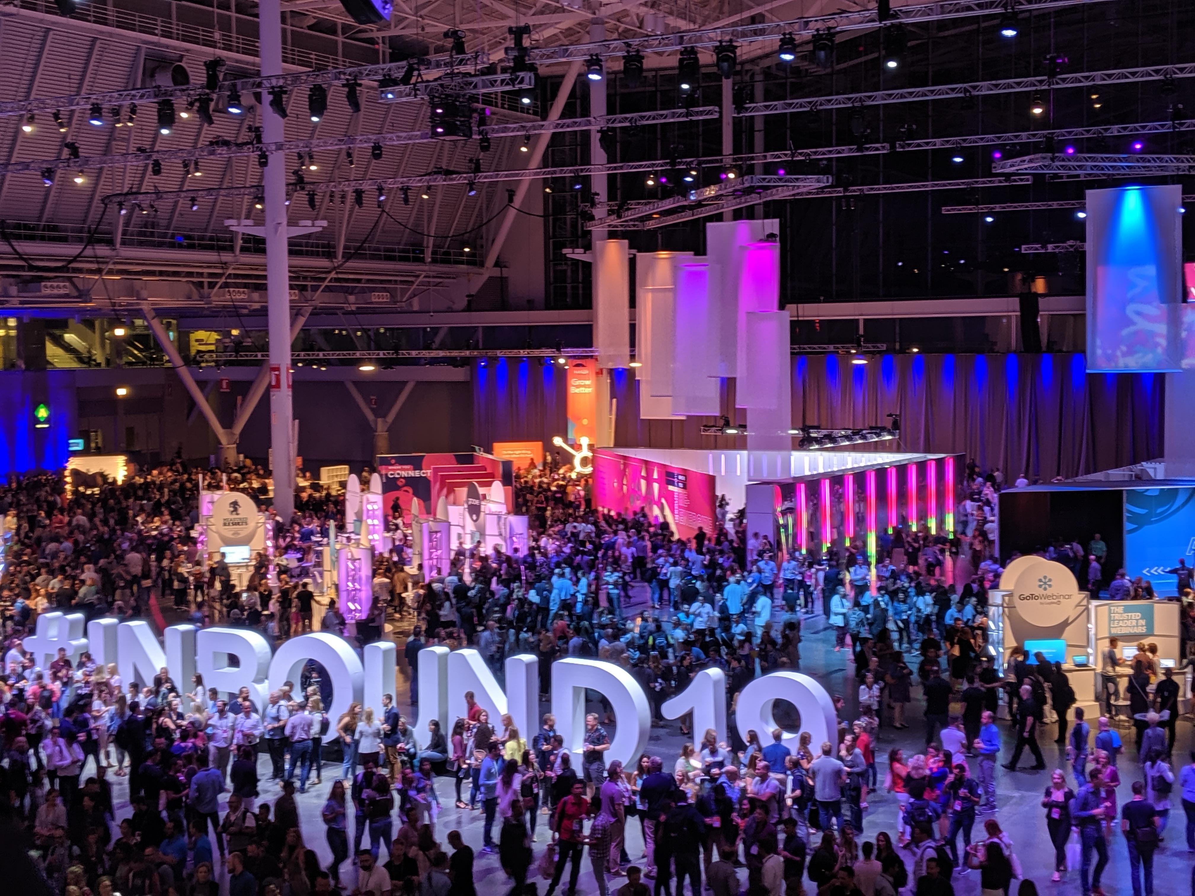 Inbound 2019: Neuigkeiten und gelebter Kundenfokus im Inbound Marketing