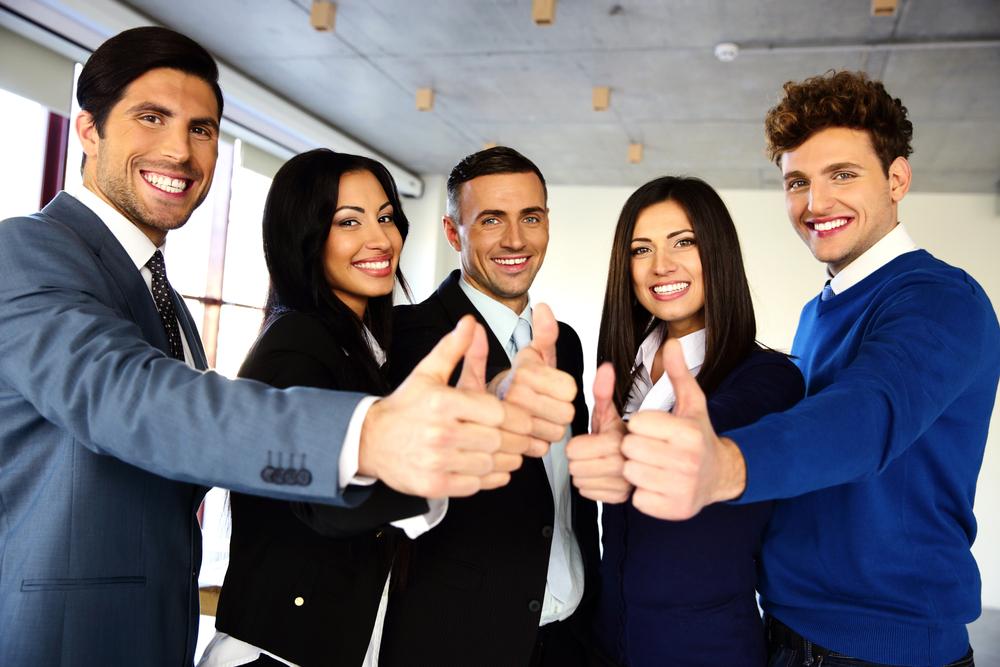 Daumen hoch: Strategisches Content Marketing für Ihren Corporate Blog