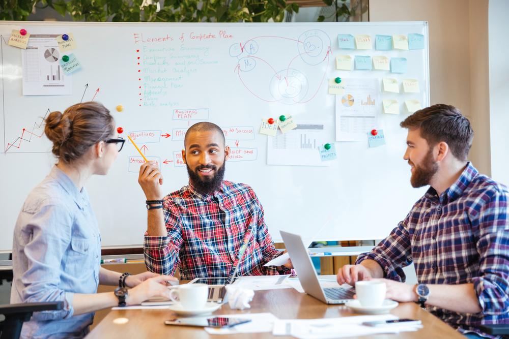 Digitalisierung von Geschäftsprozessen